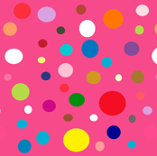 Have you gone spotty Pink