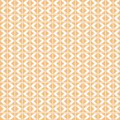 Aunty Bella's Southwest Chevron Darts - White on Dusky Orange