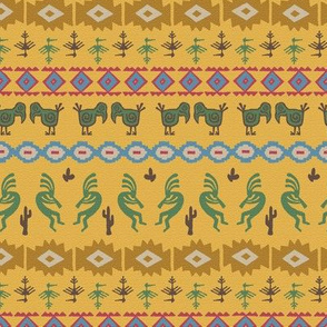 Southwestern Stripe