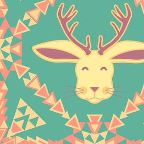 Happy Jackalopes