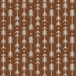 cross plus arrows chocolate