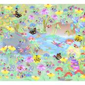 Boogle Butterfly Garden