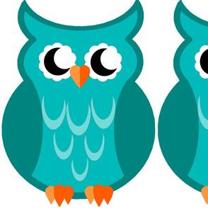 Plush_Owl_turqoise