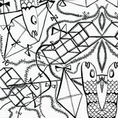 flight of kites