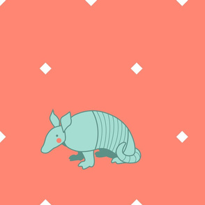 Southwest Armadillo