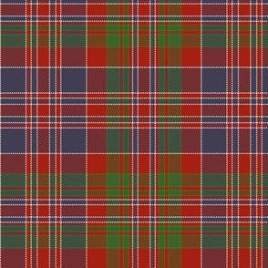 MacDonald of Boisdale clan tartan