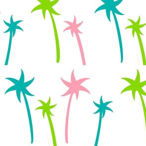 aloha palms - Large