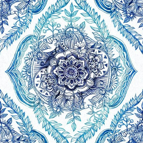 Indian Ink - in blues