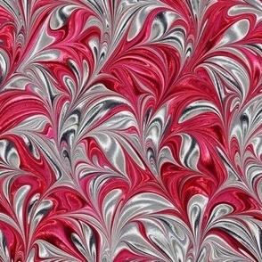 Metallic-CherrySilver-Swirl