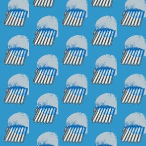 Island: Raining!