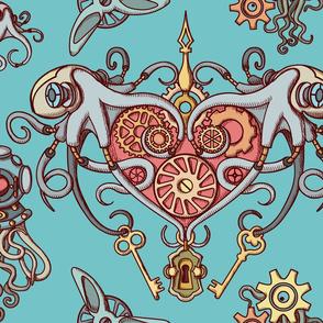 Octopuses_in_love_emerald