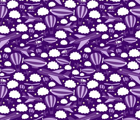 Fantastic Flying Machines (Purple)