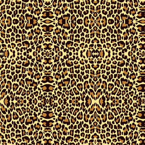 Leopard Print for Dolly