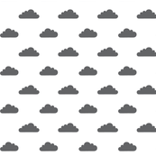 mod baby » tiny clouds grey