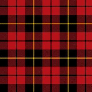 Wallace clan tartan