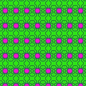 Beads Pink Green 4