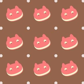 Strawberry Cookie Cat
