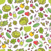 vegetable-pattern-white