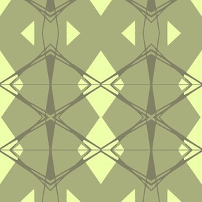 Diamond Geometric in Greens