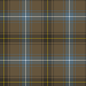 Henderson or MacKendrick tartan, weathered