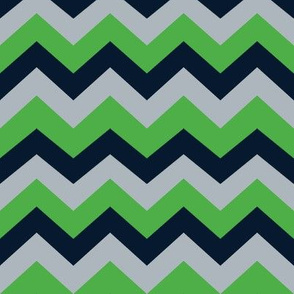 Seattle Seahawks Chevron