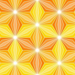 trombus pod - yellow-orange