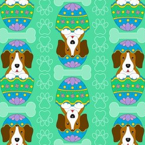 Easter Beagle (green)
