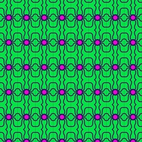 Beads Pink Green 3