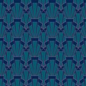 Flotsam Deco - Medium