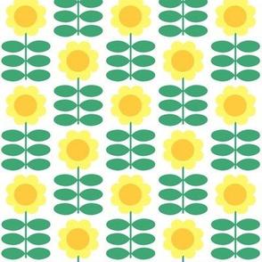 Scandinavian Sunflower