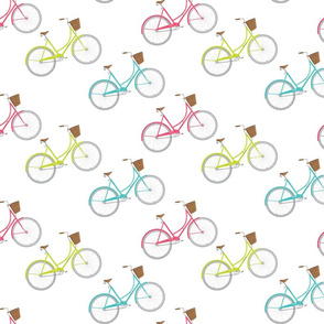 bicycles small format