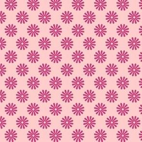 garden flowers pink