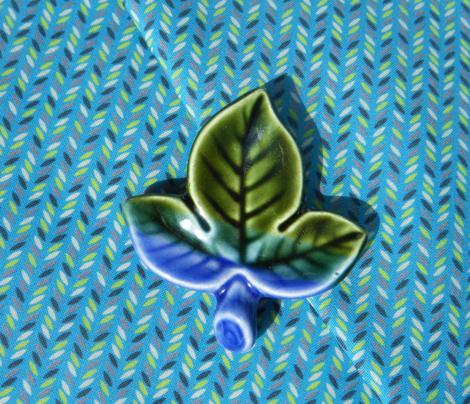 Breezy Grains - Blue