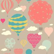 Doily Balloons