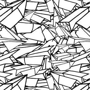 Paper Planes (mono mash)