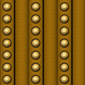 dalek gold stripe