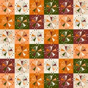 Circus Squares - Vegetable Medley