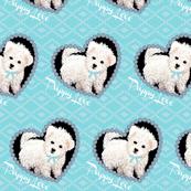 Seaside Puppy