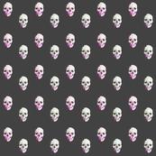 Small Geometric Skulls