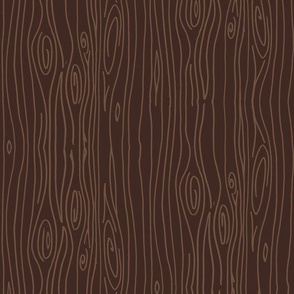 Wonky Woodgrain - Browns - Smaller