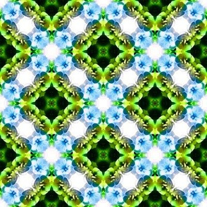 Ornamental Decorative Plantform [GreenBlue]