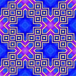 Morrocan Window [BluePurple]