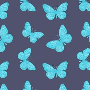 Blissful Butterflies