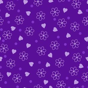 Sasha's Elephant Hearts 'N' Flowers