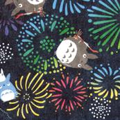 Totoro Fireworks