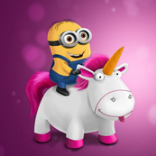 minion unicorn
