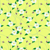 FabricContest-Bees-SteveJohnson