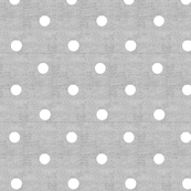 White Dots on Gray Texture