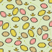 Vectored Fruits 100