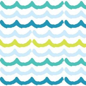 Island Wave Stripe